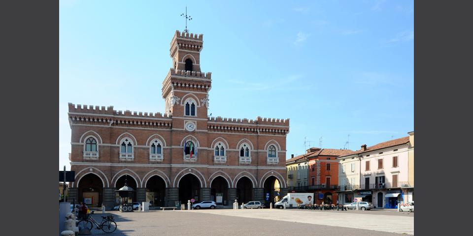 Casalmaggiore, Town Hall © Alberto Jona Falco