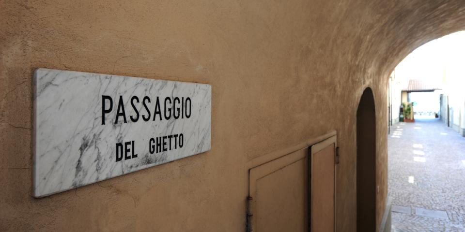 Iseo, passaggio del ghetto © Alberto Jona Falco