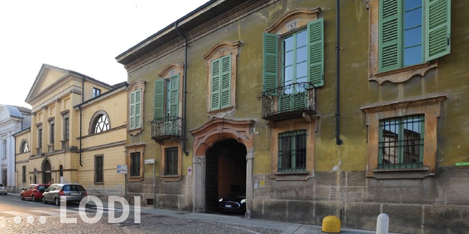 Lodi, via Fissiraga © Alberto Jona Falco