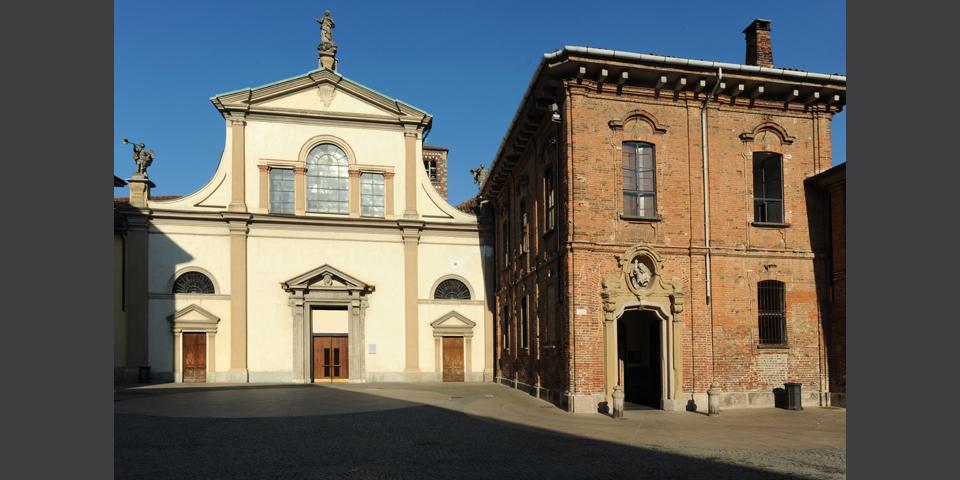 Monza, chiesa del Carrobiolo © Alberto Jona Falco
