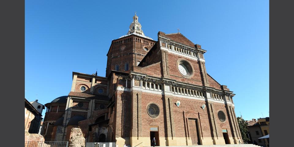 Pavia, il Duomo  © Alberto Jona Falco