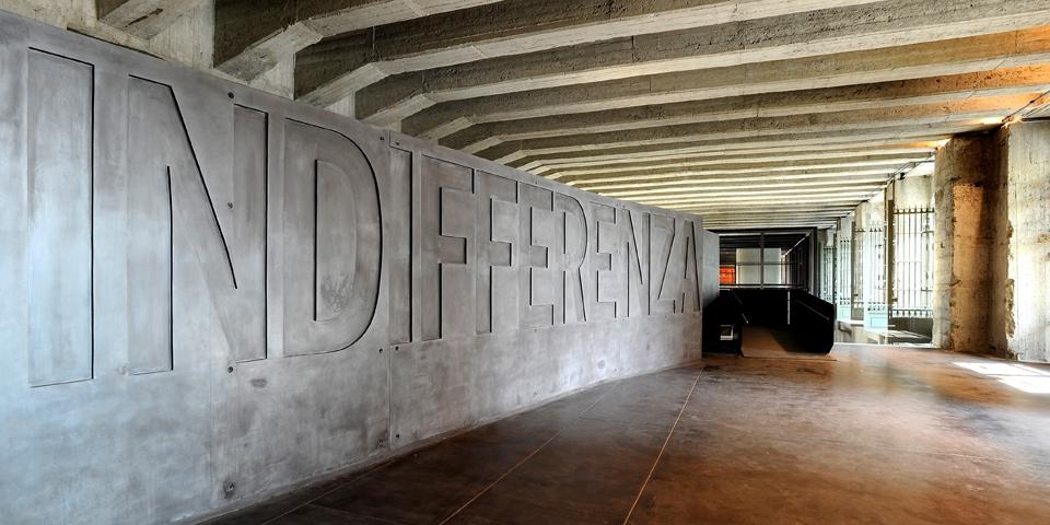 Milano memoriale della shoà al binario 21 © Alberto Jona Falco