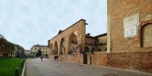 Abbiategrasso, il Castello Visconteo, esterni © Alberto Jona Falco