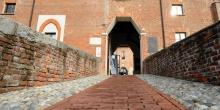 Abbiategrasso, il Castello Visconteo, ponte di accesso © Alberto Jona Falco