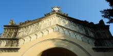 Mantova entrata del cimitero © Alberto Jona Falco