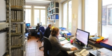 Milano CDEC l'archivio fotografico © Alberto Jona Falco