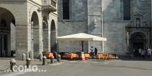 Como, il Duomo, particolare  © Alberto Jona Falco