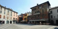 Como, piazza San Fedele, già del mercato  © Alberto Jona Falco