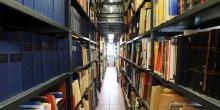 Milano CDEC la biblioteca © Alberto Jona Falco