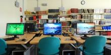 Milano la biblioteca della scuola © Alberto Jona Falco