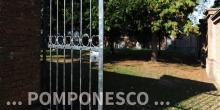 Pomponesco, gate of the cemetery © Alberto Jona Falco