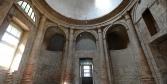 Viadana l'interno della sinagoga. © Alberto Jona Falco
